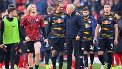 Christian Streich und der SCF holten gegen RB Leipzig einen Punkt