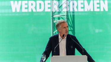 Frank Baumann steht bei vielen Fans von Werder Bremen in der Kritik