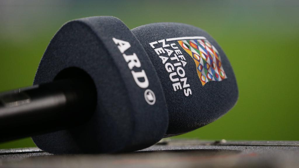 ARD unnd ZDF übertragen die Nations League weiterhin