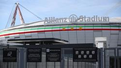 Vistas del Juventus Stadium en Turín.