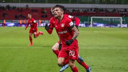 Bleibt bei Bayer Leverkusen: Charles Aránguiz