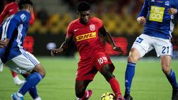 Steht Mohammed Kudus beim BVB und Eintracht Frankfurt auf der Liste?