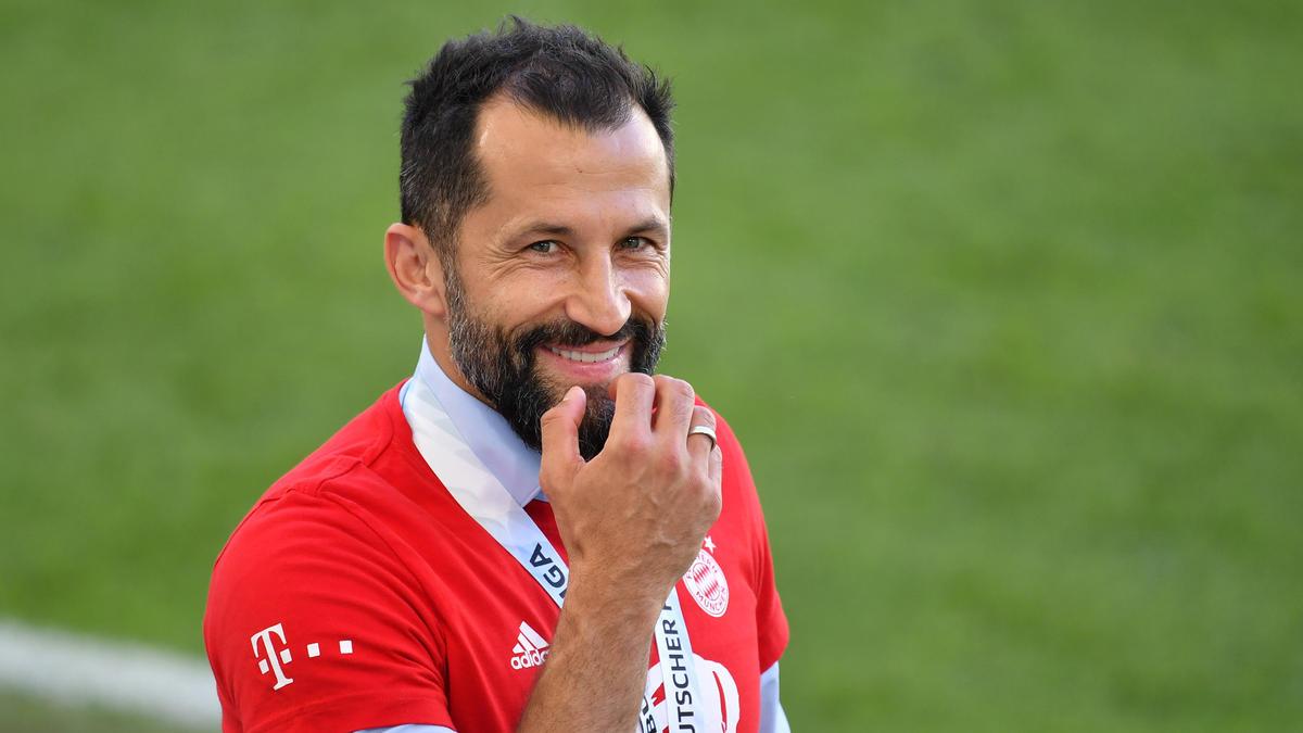 Hasan Salihamidzic lenkt die Geschicke beim FC Bayern