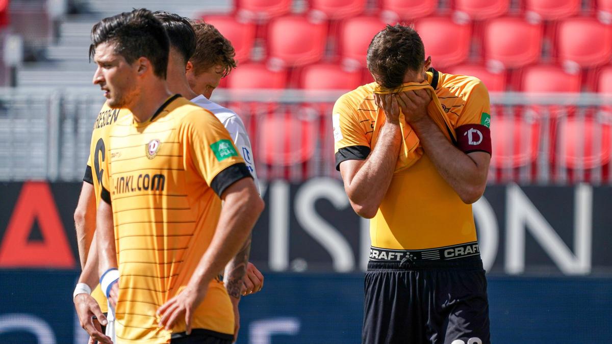 Dynamo Dresden steigt wohl aus der 2. Bundesliga ab