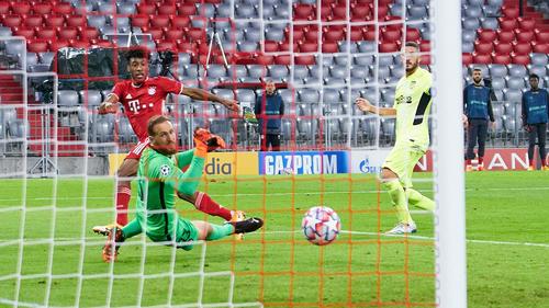 Überzeugte beim Champions-League-Auftakt des FC Bayern: Kingsley Coman