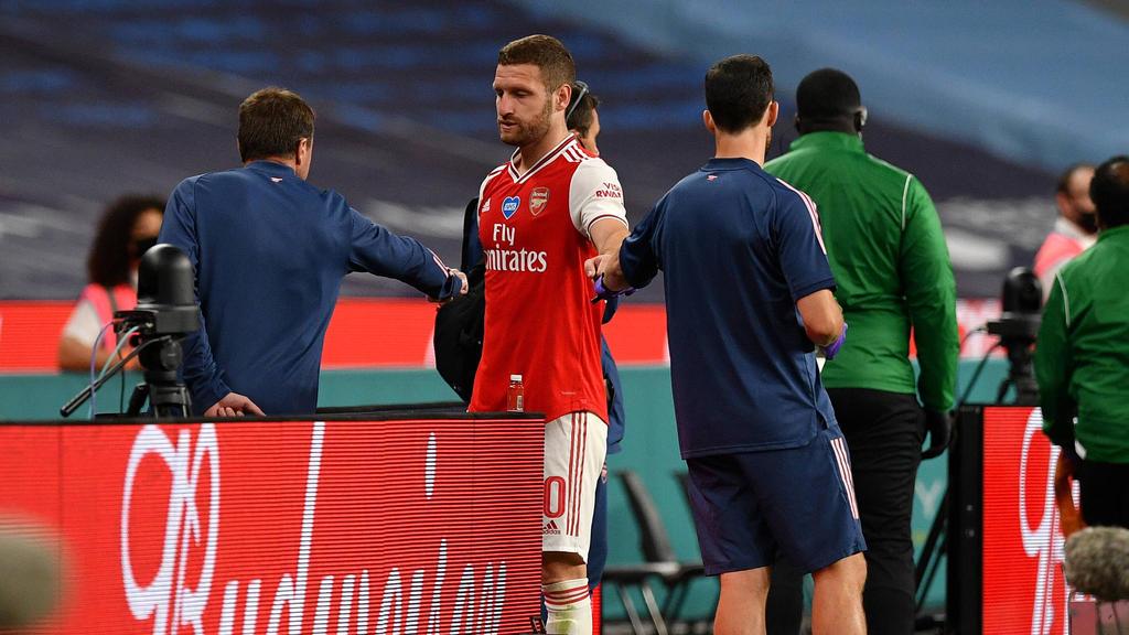 Kehrt Shkodran Mustafi dem FC Arsenal den Rücken?