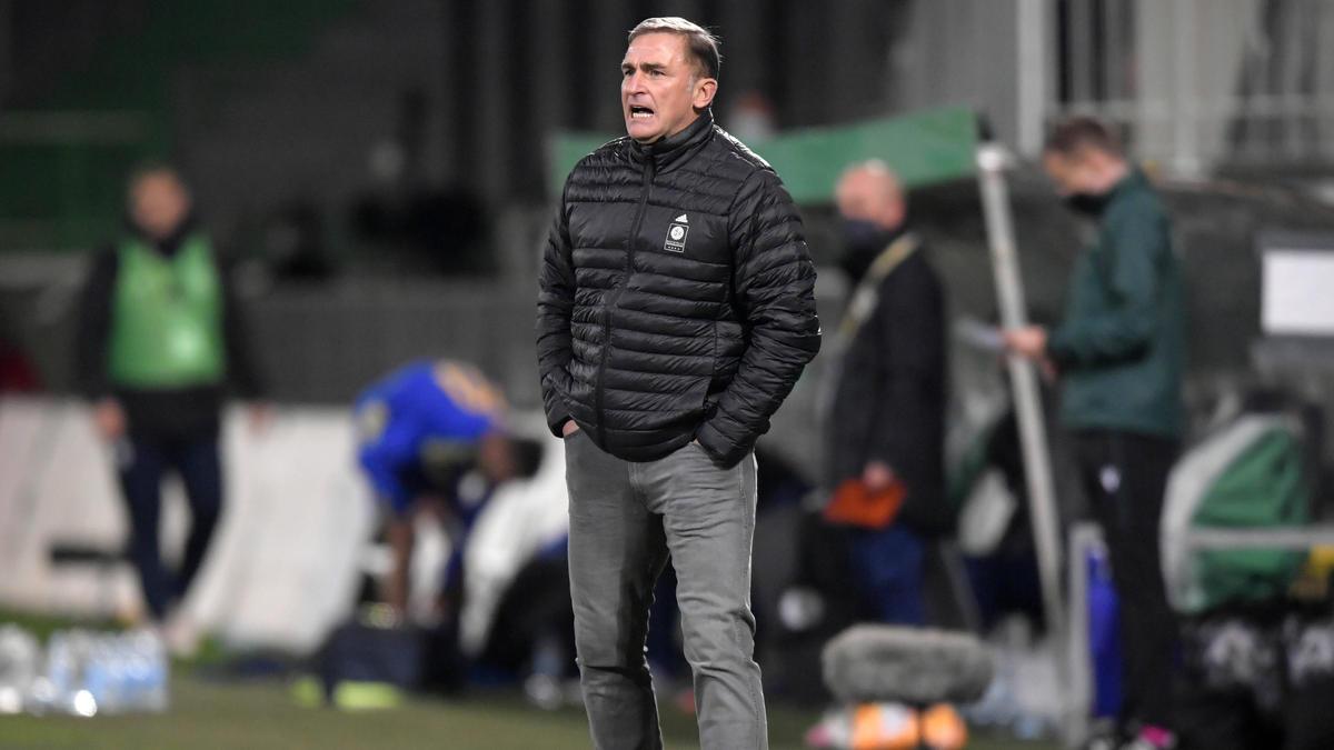 Stefan Kuntz ist deutscher U21-Nationaltrainer