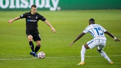Gladbach musste sich Inter geschlagen geben