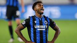 Emmanuel Dennis fehlt dem FC Brügge gegen den BVB