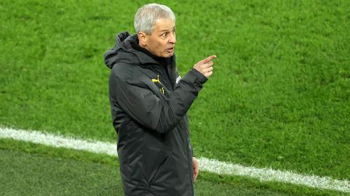Ex-BVB-Trainer Lucien Favre ist bei Marseille im Gespräch