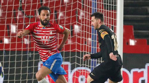 FC Barcelona im Halbfinale des spanischen Pokals