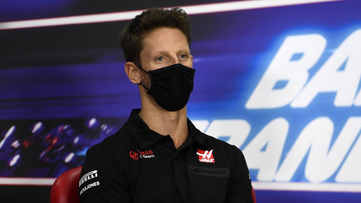 Ex-Formel-1-Pilot Romain Grosjean wird mit Mercedes testen, der Termin ist offen