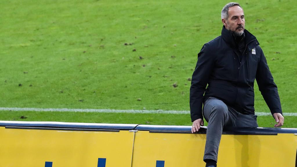 Wechselt Adi Hütter von Eintracht Frankfurt nach Gladbach?