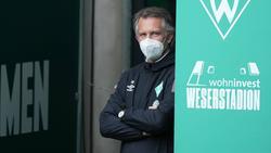Frank Baumann hat über die Lage bei Werder Bremen gesprochen