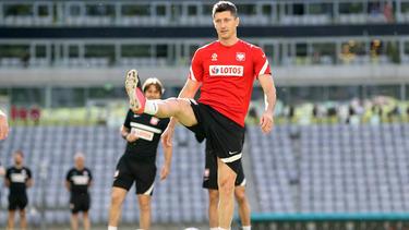 Im Nationalteam wie beim FC Bayern unersetzlich: Robert Lewandowski