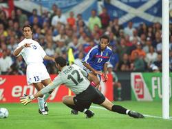 EM-Finale 2000: Henry vs. Nesta