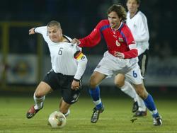 2003: U20 bekommt 0:3-Klatsche von Tschechien