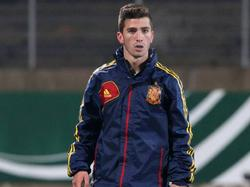 Freundschaftsspiel der spanischen U19 gegen Deutschland (0:1)