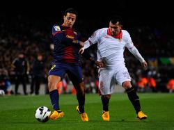 Sevilla beißt, aber verliert