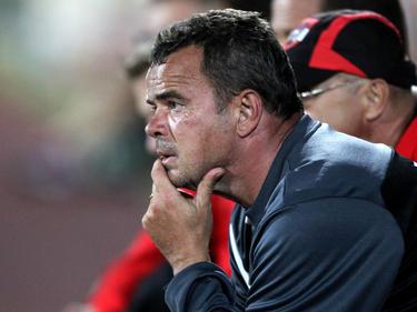 Drei Punkte wurden gegen Island eingefahren, Österreichs U17-Teamchef Manfred Zsak war dennoch kaum zufrieden