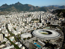 Vistas aéreas de Maracaná. (Foto: Getty)