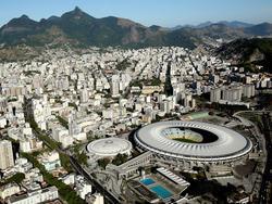 Vistas aéreas de Maracaná. (Foto: Getty)