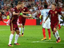 Rusia consigió reforzar su confianza salvando al menos un punto. (Foto: Getty)