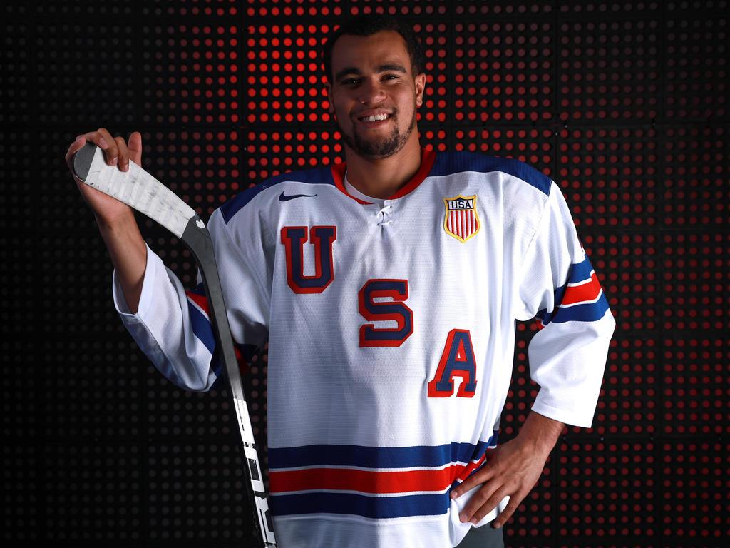 Jordan Greenway geht mit seinem Team USA auf Medaillenjagd