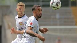 Karim Bellarabi von Bayer Leverkusen verlässt das Krankenhaus