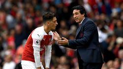 Unai Emery will Mesut Özil in Form bringen