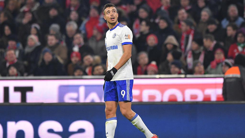 Franco Di Santo könnte Schalke im Winter verlassen