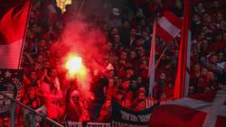 Fans von Fortuna Düsseldorf liefern sich Schlägerei mit der Polizei