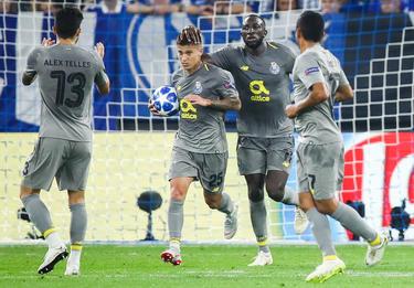 El Oporto ya está en la siguiente fase antes de jugar. (Foto: Getty)