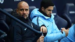 Louis van Gaal kritisiert die Arbeit von Pep Guardiola
