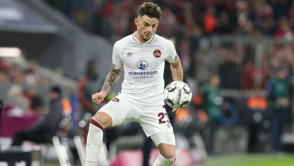 Nürnberg verlängert Vertrag mit Hauptsponsor