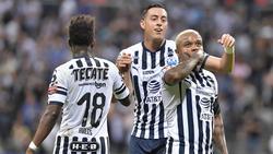 Pabón marcó el primero y el último gol del Monterrey. (Foto: Getty)