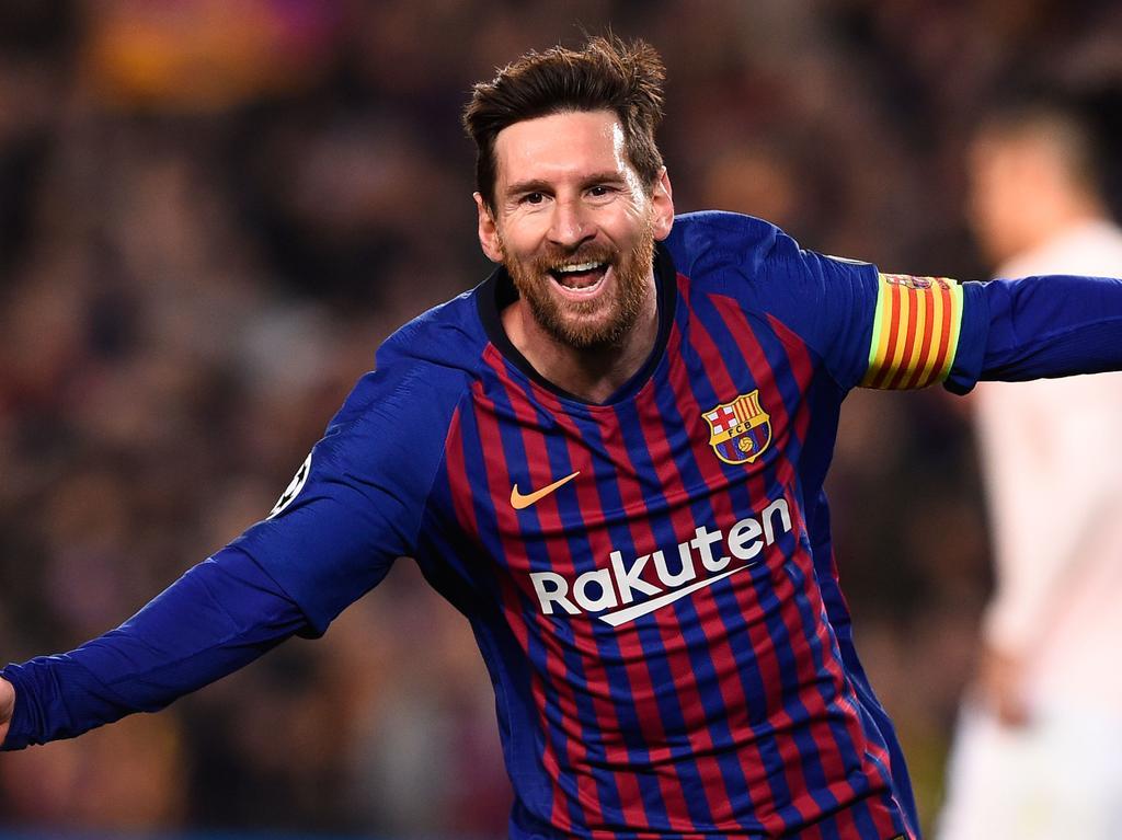 Messi beendete seine persönliche Durststrecke