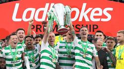 50. Titel für Celtic