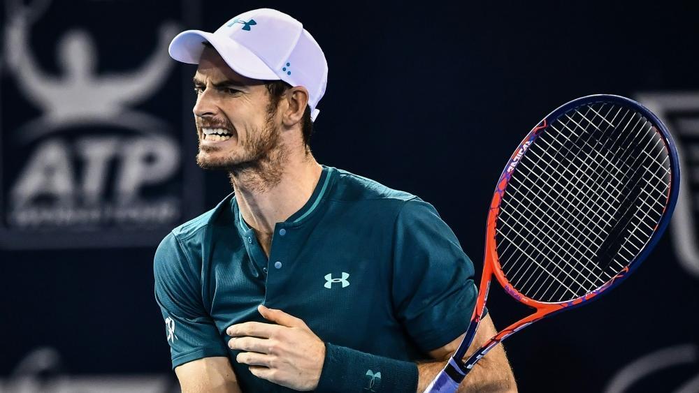 Andy Murray denkt über eine Teilnahme an den US Opnen nach