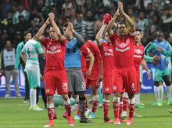 Toluca sigue escalando posiciones en la Liga MX. (Foto: Imago)