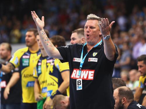 Nikolaj Jacobsen und seine Löwen schlugen Kristianstad deutlich