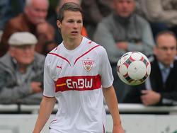 Simon Frank (Neuzugang Stuttgart II 2011/2012)