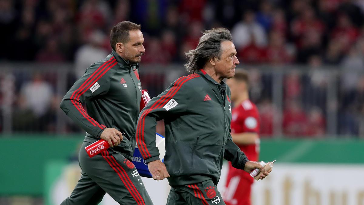 FC Bayern baut seine medizinische Abteilung um