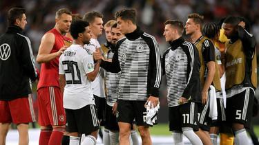 """Die DFB-Auswahl wird in der """"World of Sports"""" wohnen und trainieren"""