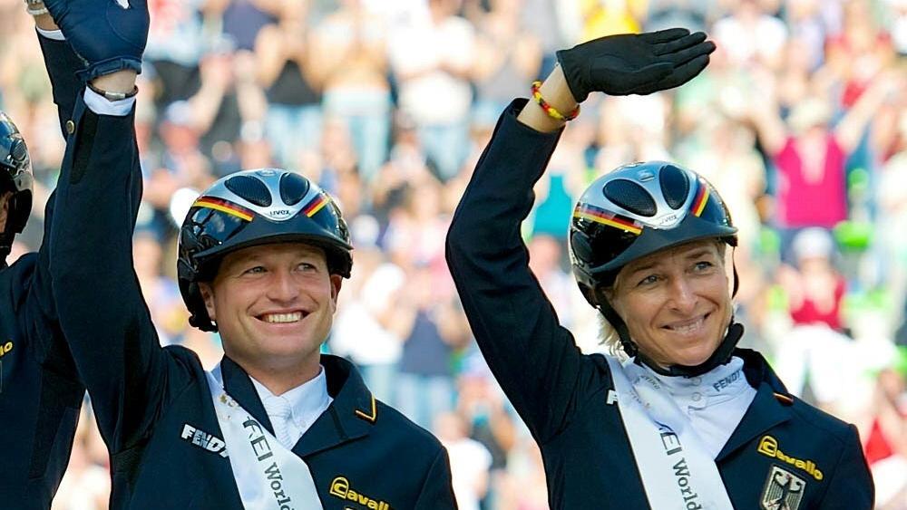 Michael Jung und Ingrid Klimke führen die deutsche Auswahl an