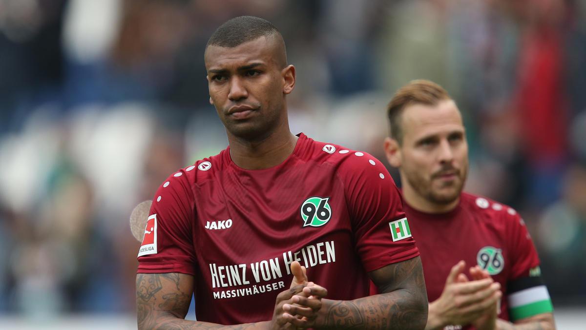 Verlässt Hannover 96: Brasilianer Walace