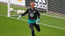 Marc-André ter Stegen wird im Test gegen Argentinien im deutschen Tor stehen