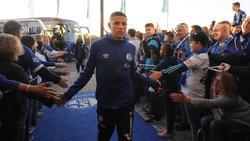 Amine Harit fühlt sich beim FC Schalke 04 wohl