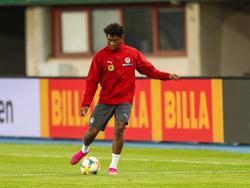 David Alaba muss aufgrund einer Verletzung passen