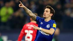 Benito Raman kommt beim FC Schalke langsam in Fahrt